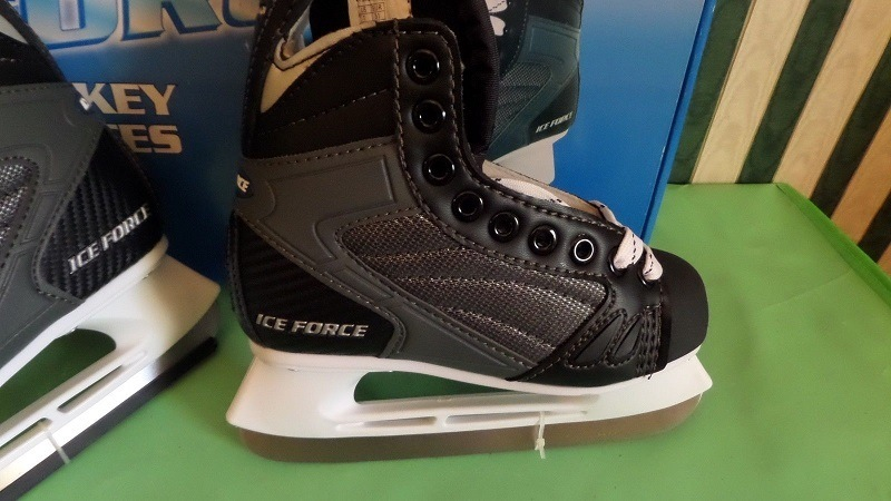 American Athletic Shoe Ice Force Hockey Skates Review