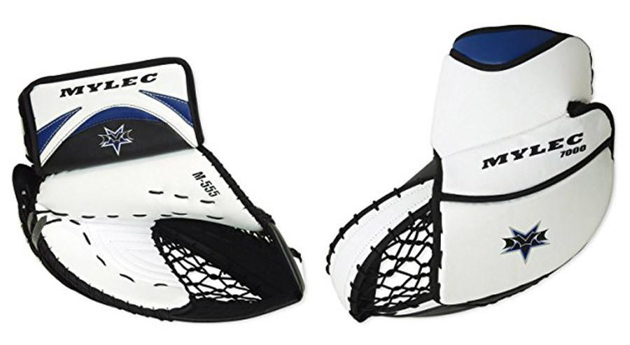 Mylec Youth Pro Goalie Blocker Big Kids
