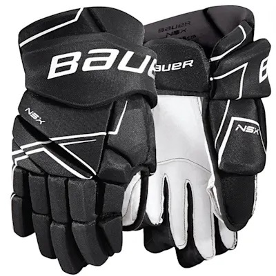 BAUER NSX HOCKEY GLOVES