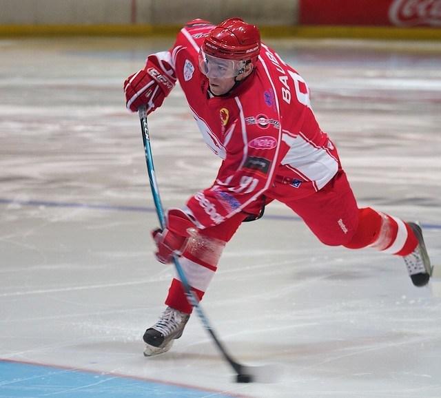 GetHockeyAdvice - Bauba's stick bends as he shoots.
