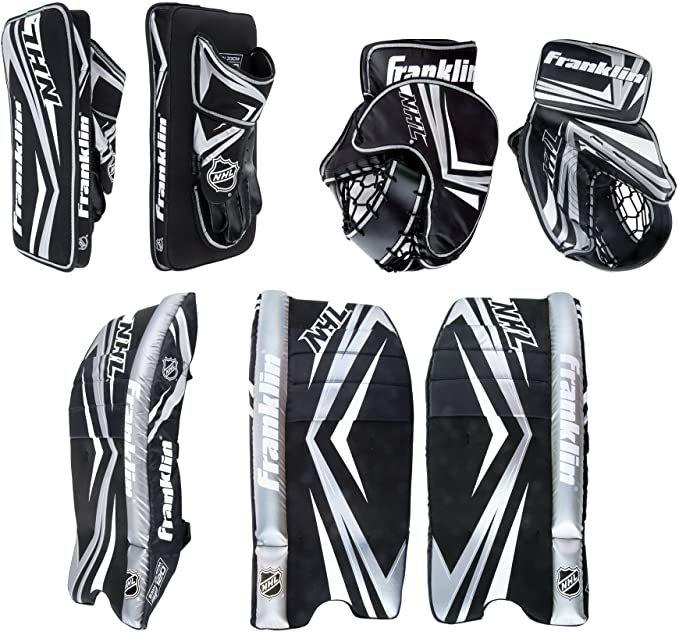 Franklin Sports Youth Goalie Pad Set