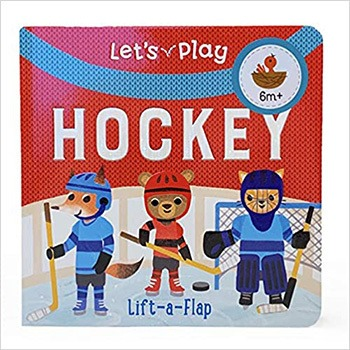Let's Play Hockey Board Book